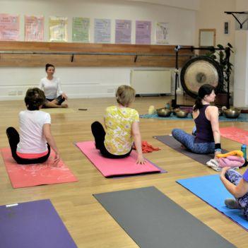 Hatha Yoga & Meditation Class